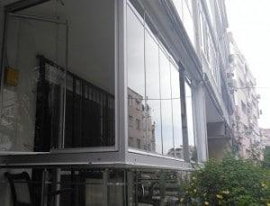 cam balkon temizliği nasıl yapılır