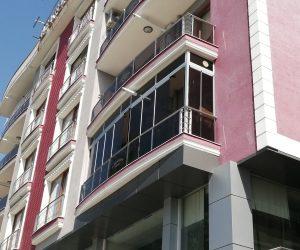 cam balkon kapatma