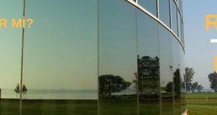 reflekte camlı cam balkon