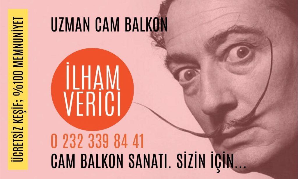 Karşıyaka Cam Balkon 1