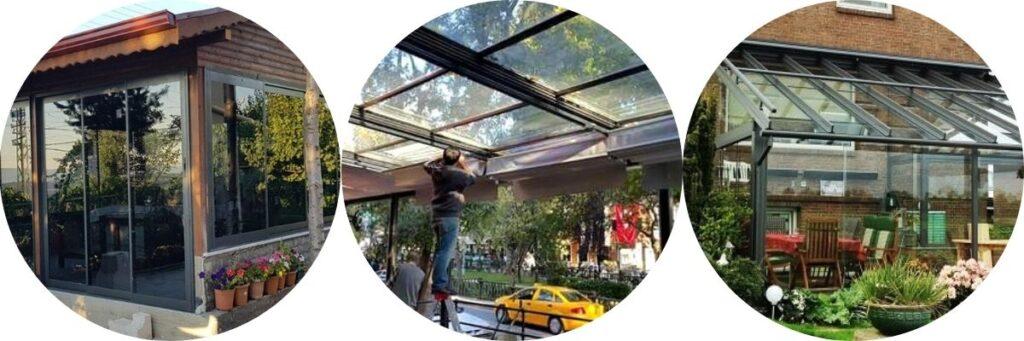 cam balkon uygulamaları