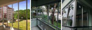 kemalpaşa ısıcamlı cam balkon